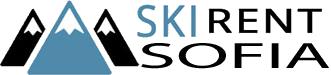Ски под наем, зимна ски екипировка – ски оборудване  Лого